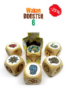 Wakan Booster 6